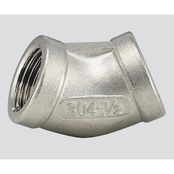 Stainless Steel (45° Elbow) V45L-03 (Connection Standard 3/8Rc)