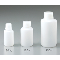 Narrow-Mouth Bottle HDPE 100mL (Box Sale)