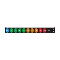 Fridge Indicator 12LF 90mm x 10mm
