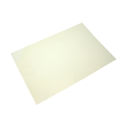 Foamed PVC White 1 mm x 1 m x 2 m