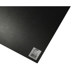 PP Sheet Black 970x570x0.75 mm