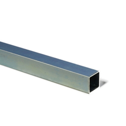 Steel Square Pipe 25 Square×2,000 mm