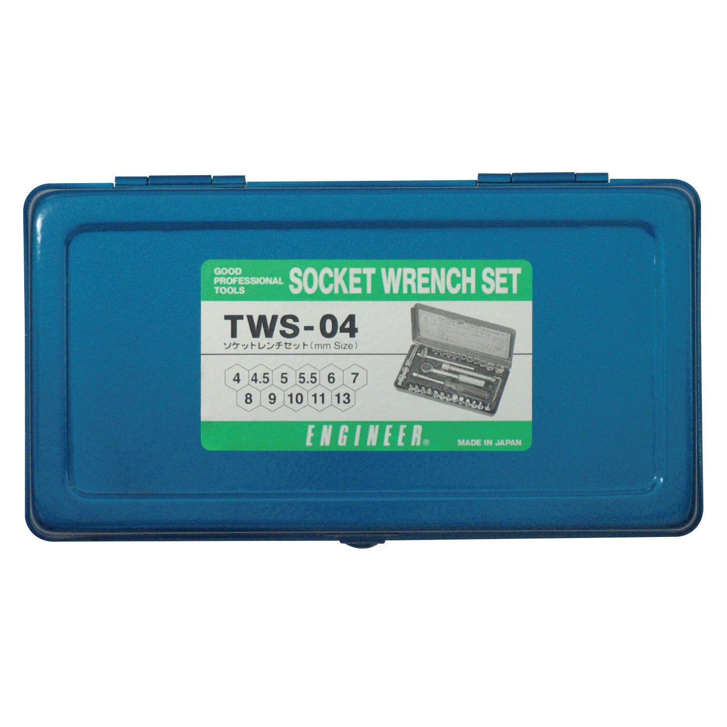 Socket Wrench Set TWS-04