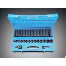 "(1/2"") Impact Socket Set EA164DV-3"