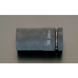 "(1"") Thin Deep Socket For Impact EA164FC-34"