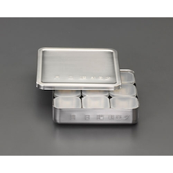 [Stainless Steel] Parts Case (With Lid) EA508S-45