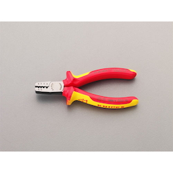 Insulated Crimping pliers EA538KC-145