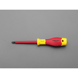 (+) Insulated Screwdriver EA557SA-1
