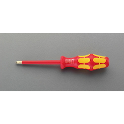 (+)Insulated Screwdriver EA560WE-4