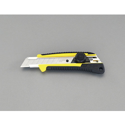 Cutter Knife [With Soft Grip] (Super Thick Cutting) EA589AT-26