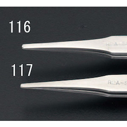 [Stainless Steel] Reverse Action Tweezers EA595AK-116
