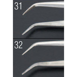 [Stainless Steel] Precision Tweezers EA595AK-31