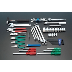 [52Pcs]Tool Set EA612SC-15
