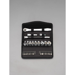 "(3/8"") Socket Wrench Set EA617AG-131"