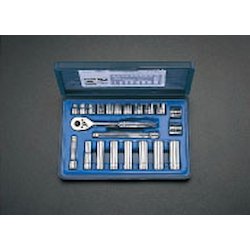 "(3/8"") Socket Wrench Set EA617CC-52"