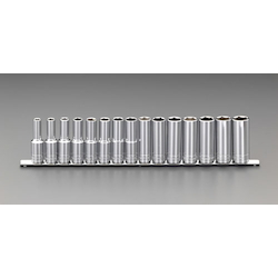 "(1/2"""") Deep Socket Set EA617DY-2"