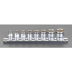"(3/8"") Nut Grip Socket Set EA618BM"