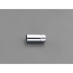 "3/8""sq x 6 mm Semi Deep Socket(12P) EA618PP-6"