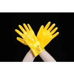 Insulated Urethane Gloves for Low Voltage (300VAC) EA640ZD-16