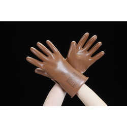 Insulated Rubber Gloves for Low Voltage (600VAC) EA640ZD-21
