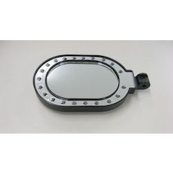 75x110mm Mirror for exchanges (With LED Light) EA724BB-1M