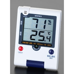 Digital Thermo hygrometer EA728AC-23