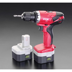 [Rechargeable] Screwdriver Drill EA813RD-2B
