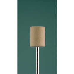 Felt Buff with Shaft (3mm) EA819AT-89