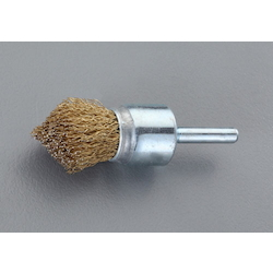 Cylinder Type Wire Brush with Shaft (6mm Shaft) EA819BM-124