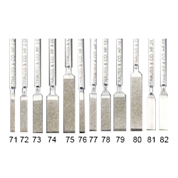 [Flat] Short-Type Diamond File EA826VM-75
