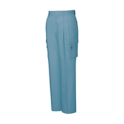 Easy Care Double-Pleated Cargo Pants