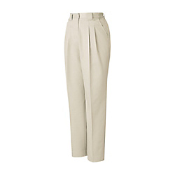 Women's Eco-Friendly Anti-Static Double-Pleated Pants