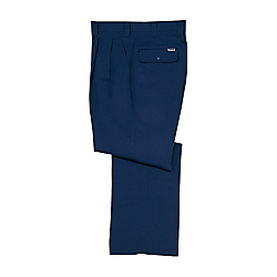 Anti-Static Stretch Double-Pleated Pants