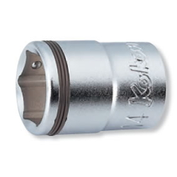 "Hand Socket 3/8"" ""(9.5 mm) Nut Grip Socket 3450M"