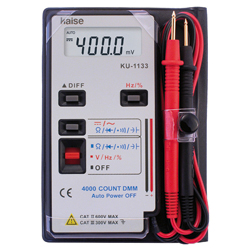 Card-type Digital Multimeter KU-1133