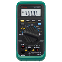 PCLink Digital Multimeter (hand-held type) KU-2608
