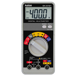 Digital Multimeter (Handheld Type) SK-6161/SK-6163