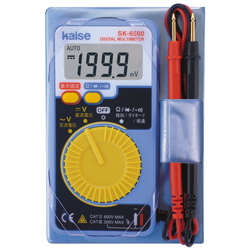 Card-type Digital Multimeter SK-6500