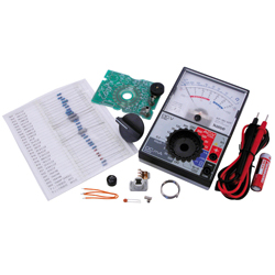 Analog Multi Tester (kit tester)