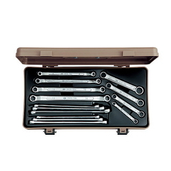 Offset Wrench Set [14 Pieces]