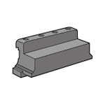 Tool Block for Holding Blade, KTKTB Type (Split Type)