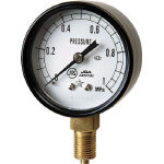 General Purpose Pressure Gauge (A Frame Vertical Type / Diameter ø60)