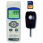 SD Card Data Log Type Digital Illuminometer
