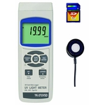 SD Card Data Log Type Ultraviolet Intensity Meter