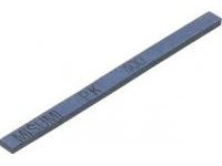 Grinding Stick: Single Flat Stick with C Abrasive Grains for Rough Hand Finishing