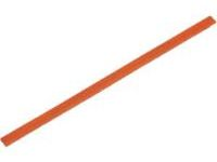 Ceramic Fiber Stick, Grindstone, Flat, Granularity #400 or equivalent (Orange)