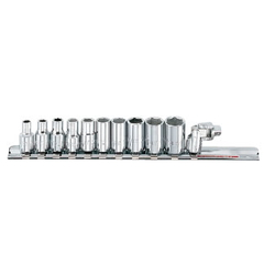 Socket Wrench Set (Standard Type) mm 10 pcs. 12 pc. set RS2□M