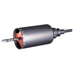 Poly-Click Series, Core Drill Bits for ALC