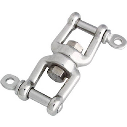Double Shackle - Stainless Steel