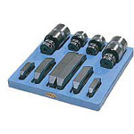 Plain Clamp & Jack Set